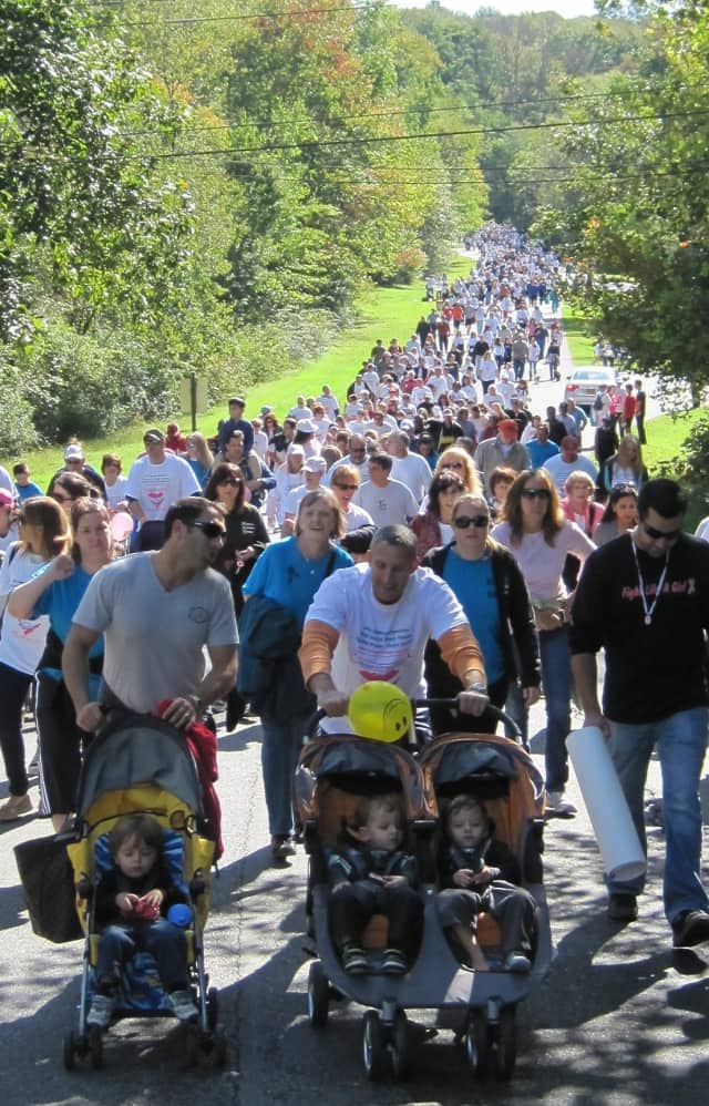 Yorktown's Support Connection is still holding registration for its Support-A-Walk, scheduled for Sunday, Oct. 5.