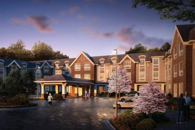 The Ambassador of Scarsdale will be designed by a Stamford architecture firm.