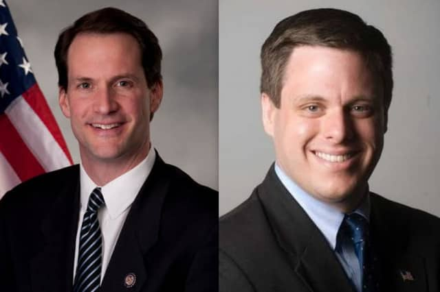 Democrat Jim Himes and Republican Dan Debicella will present their positions on national and local issues at a debate on Sunday, Oct. 19.