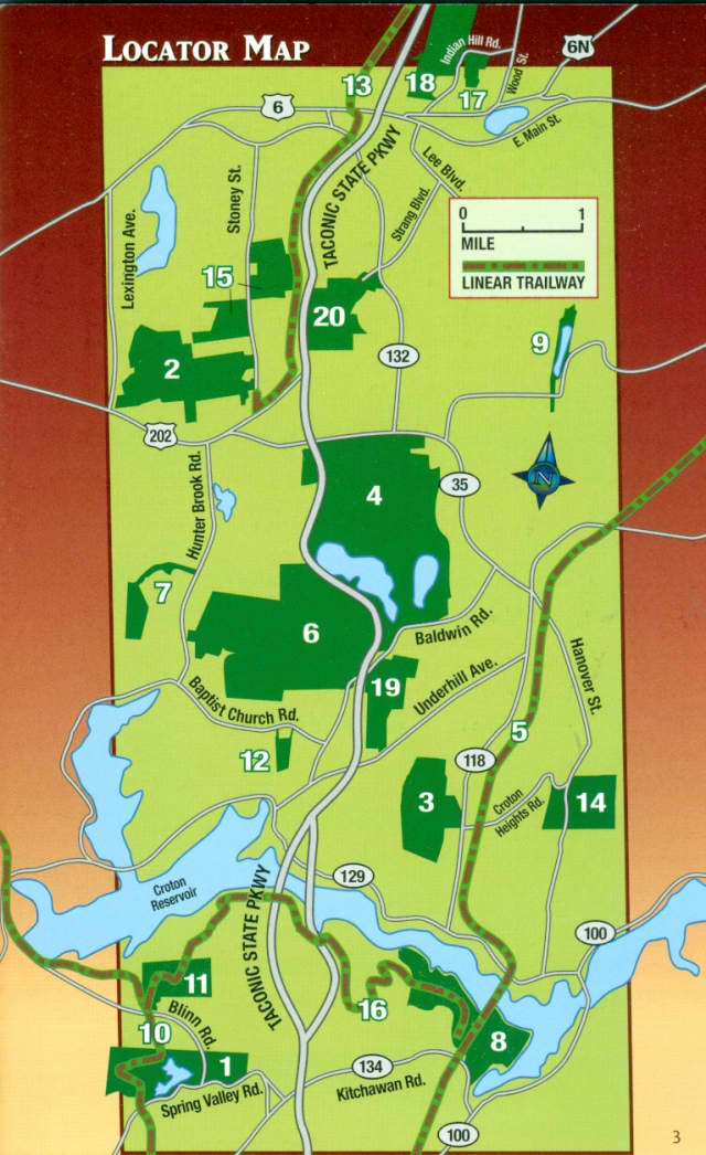 The Yorktown Trail Town Committee  will promote the town's hiking, biking and walking trails.