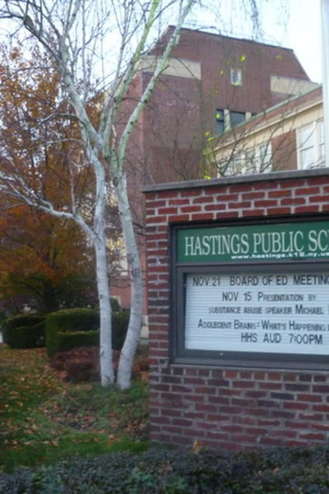 Hastings Superintendent Roy R. Montesano warned parents about a suspicious gray sedan that approached a student on Wednesday.