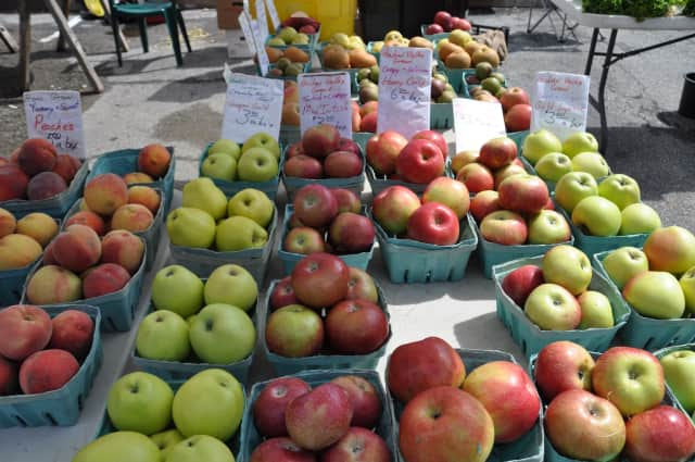 Hudson Valley Hospital Center receives a grant to help fund its Farmers Market.