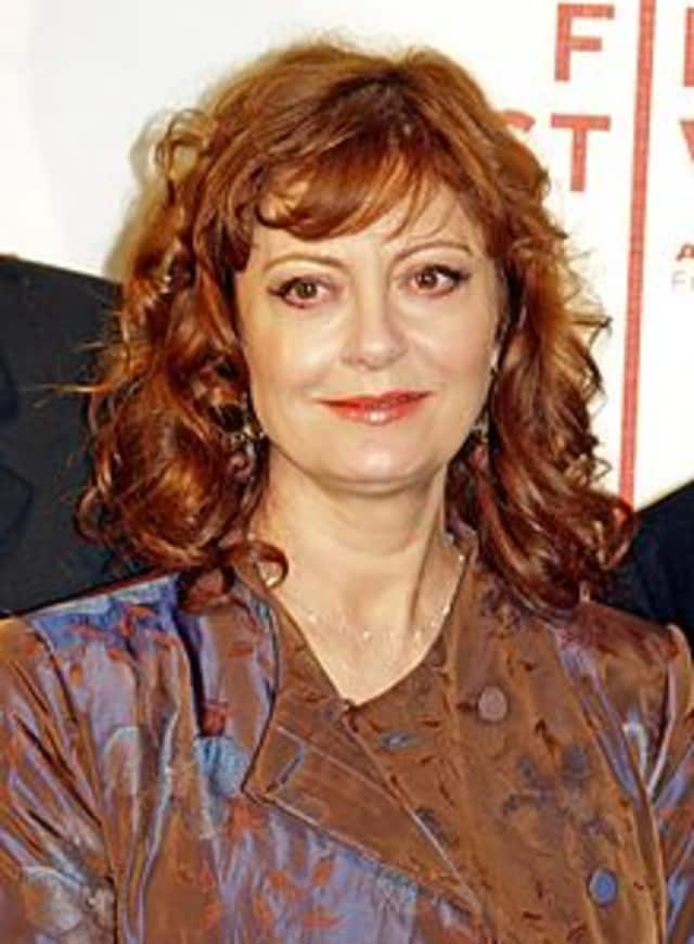 Susan Sarandon turns 68 on Saturday.