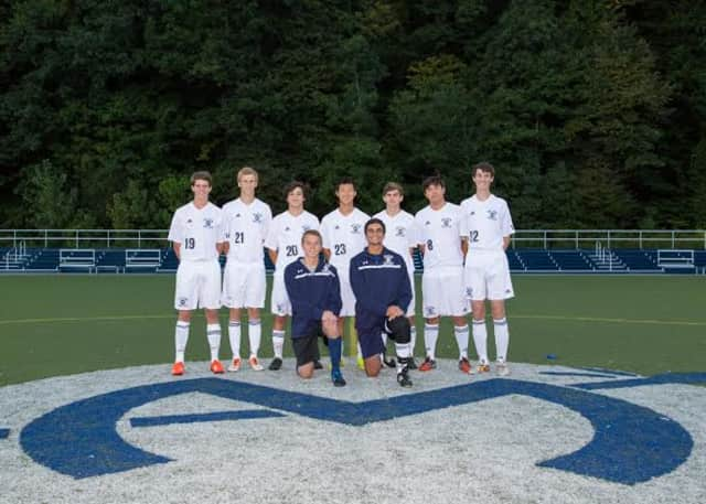 The seniors on the Wilton High School soccer team will be honored before a game against Norwalk on Friday, Oct. 17.