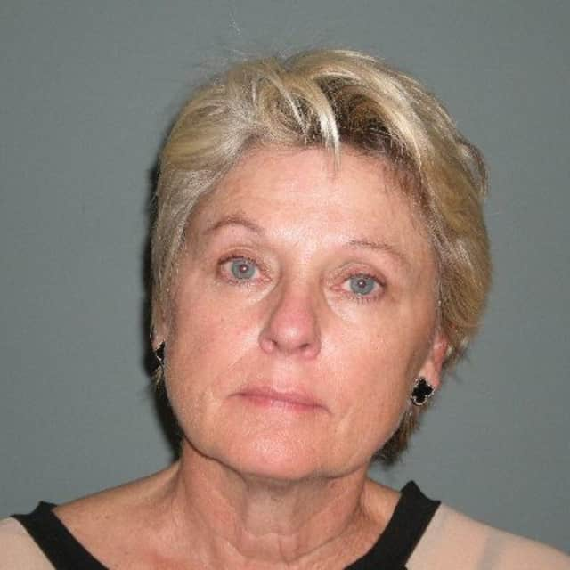 Carolyn G. Halpern, 60, of Greenwich, Conn., was charged with DWI following an incident on I-95.