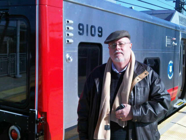 Commuter Action Group founder Jim Cameron.