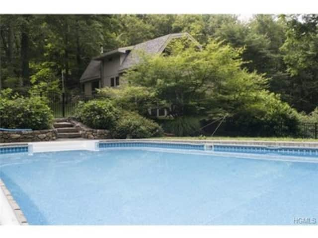 This house at 344 Hawley Road in North Salem is open for viewing on Sunday.
