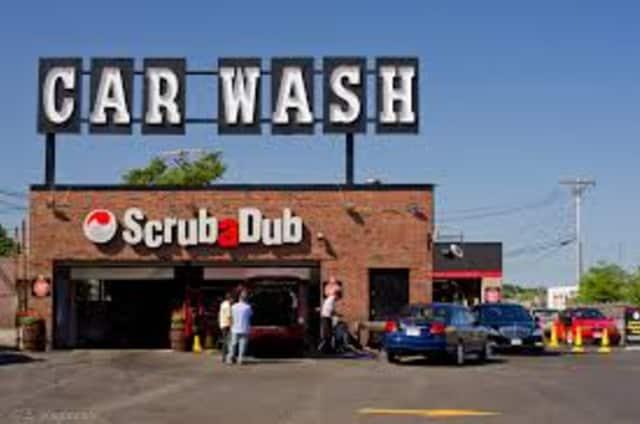 Visit a car wash sponsored by Resurrection Grammar School's eighth-graders.
