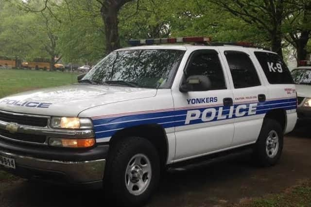 Yonkers Police are investigating a stabbing on Ash Street.