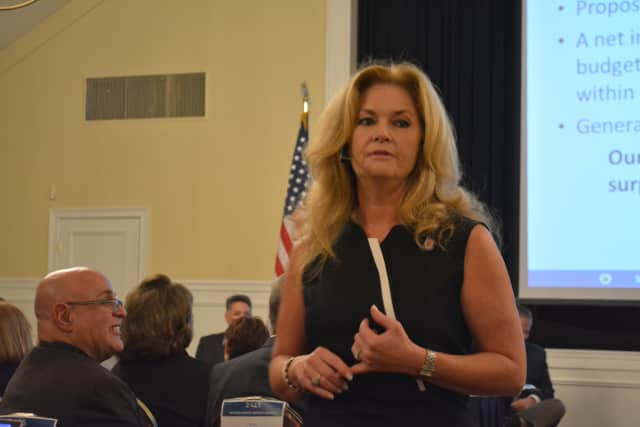 Putnam County Executive MaryEllen Odell.