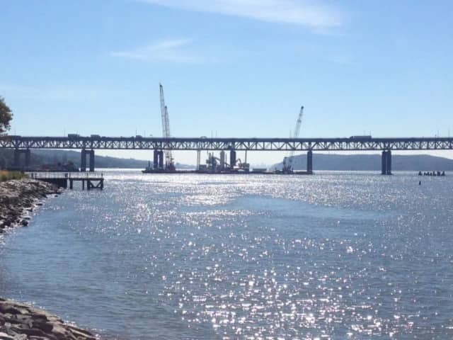 Construction on the new bridge will force overnight ramp closures this week.