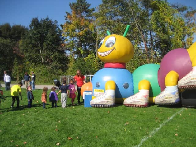 Yorktown Fall Street Festival features attractions for people of all ages.