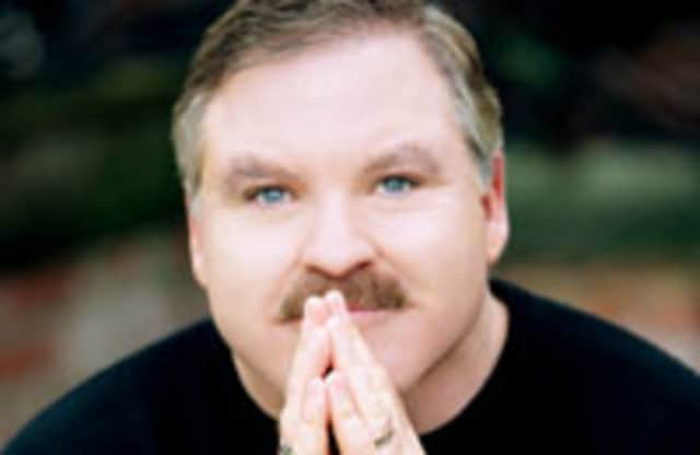 James Van Praagh (aka The Ghost Whisperer) is at Tarrytown Music Hall on Wednesday, Oct. 8.