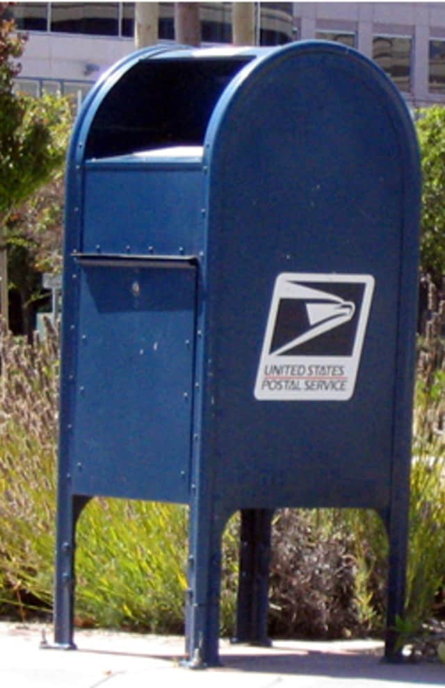 Postal inspectors and several Westchester-area police departments charged nine suspects with mail theft.