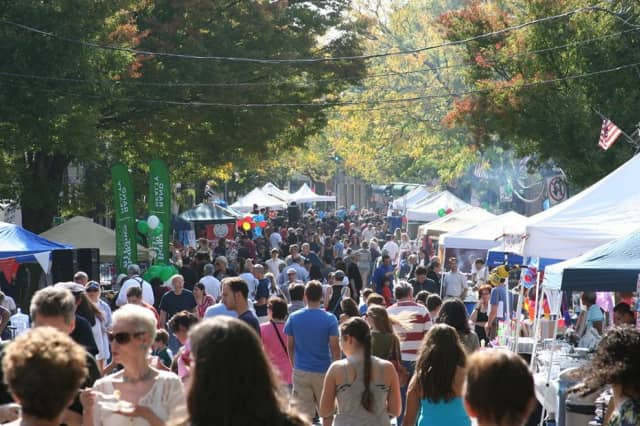 The Dobbs Ferry Festa will take over Main and Cedar streets on Saturday.