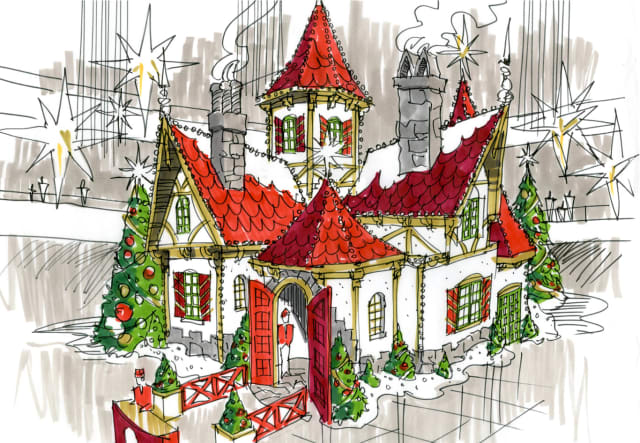 Westchester's Ridge Hill with The Noerr Programs is seeking inspired individuals to assist Santa and enhance the creation of a magical experience for children of all ages.