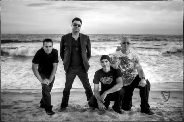The Unforgettable Fire, a U2 tribute band, will be performing in Irvington Saturday.