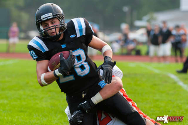 Dom Brescia of Rye Neck made MaxPreps' list of Stat Stars after rushing for 391 yards and four touchdowns last week.