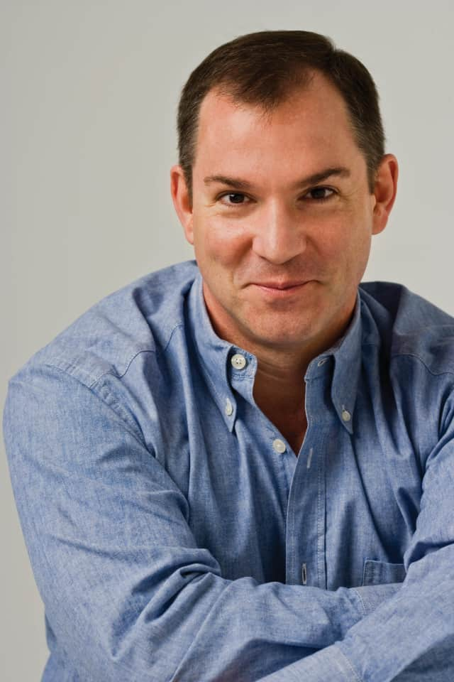 New York Times op-ed columnist and former film critic Frank Bruni