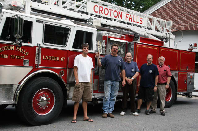 The Croton Falls Fire Department's open house will be Saturday, Oct. 17, from 11 a.m. to 2 p.m.