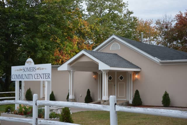 The Somers Community Center.