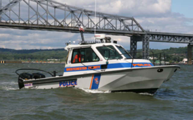 Westchester County police recovered the body of a man found floating in the Hudson River off Hastings-on-Hudson.