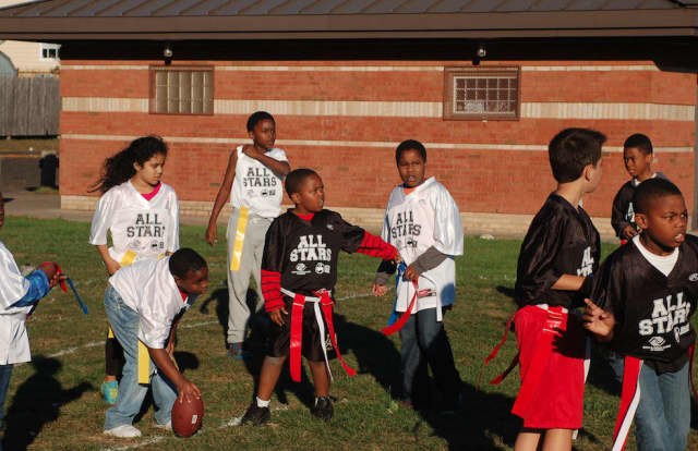 Registration for Dumont flag football for children ages 6-13 closes Oct. 10.