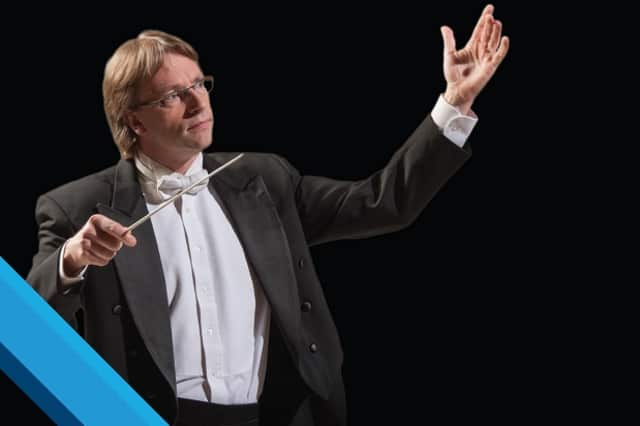 """Eckart Preu describes the new season as a """"real blockbuster – something to be proud of, with first rate soloists and a musical program touched with an extra bit of inspiration."""""""