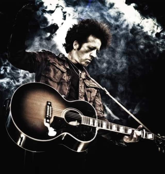 "Willie Nile's latest release is ""American Ride"" in 2013."