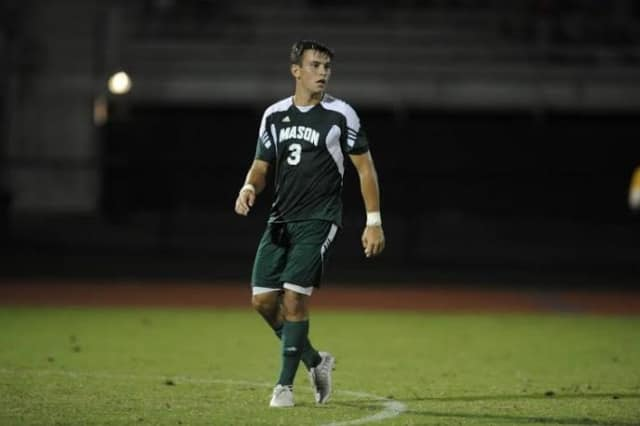 Taylor Washington, a Somers resident, was named the men's soccer Player of the Week in the Atlantic 10. He is a defenseman for George Mason.