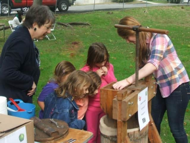 Expect hands-on fun at Sheldrake's Annual Fall Festival Oct. 19.