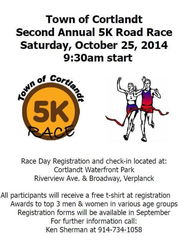 Prior to the parade, the 5K Race will be held.
