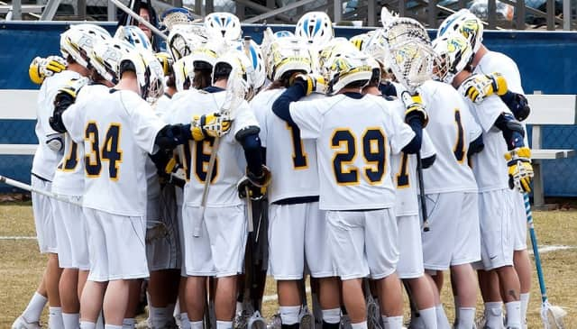 Pace men's lacrosse wraps up fall ball and gets ready for the 2015 season.