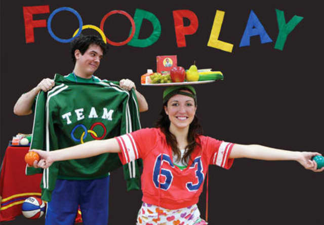 FoodPlay, a nationally recognized theater company, will perform for children and parents in Mount Vernon stressing the importance of healthy habits.