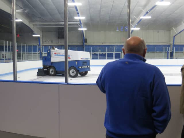 The Mid-Hudson Civic Center is hiring a Zamboni driver.