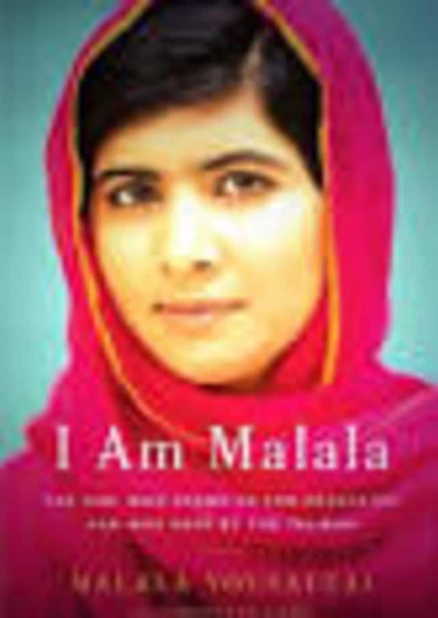 """Mamaroneck Library is sponsoring an essay contest for high school students about the book """"I Am Malala."""""""