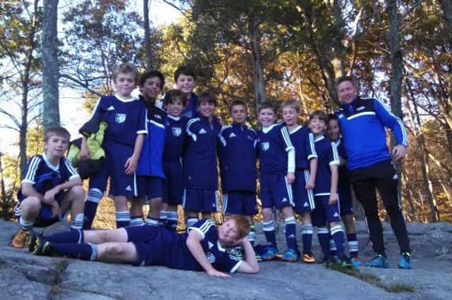 The Wilton under-11 boys soccer team reached the semifinals of the State Cup. See story for teams IDs.