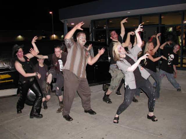 There will be a tween zombie party at Ruth Keeler Memorial Library.