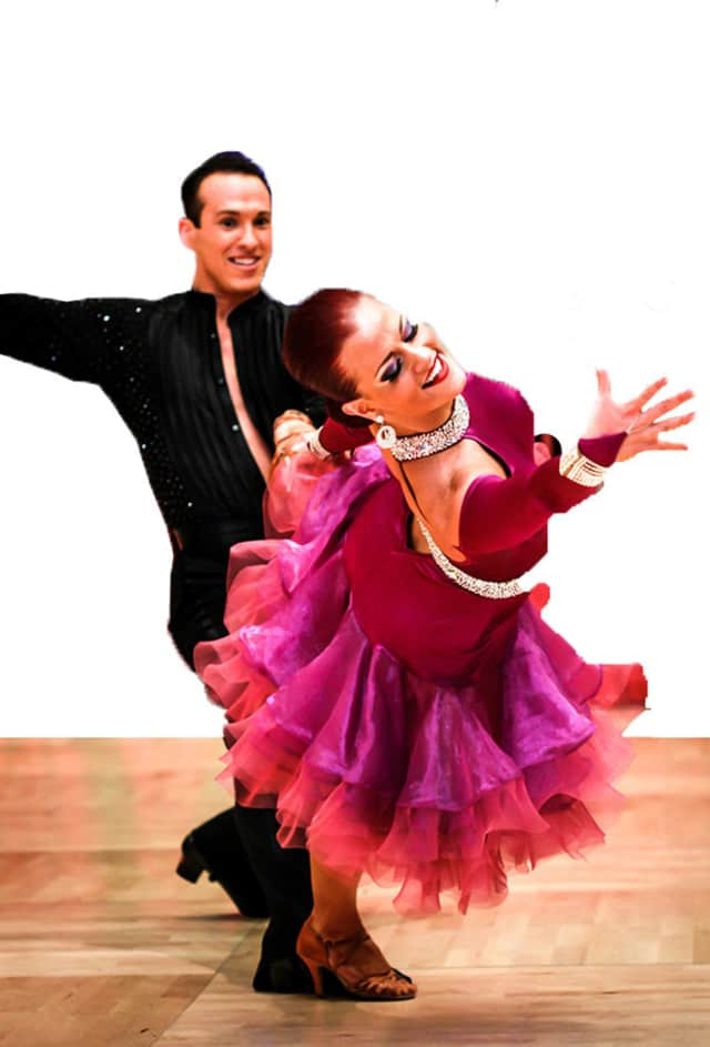 Shane and Shannon Jensen from Brigham Young University's dance team are now the world champions of the theater arts and cabaret styles.