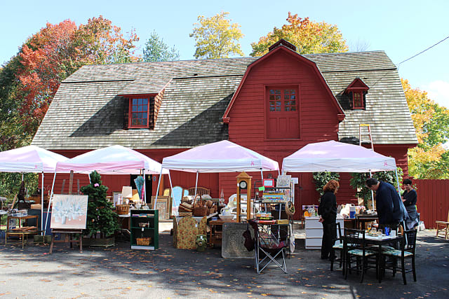 The Cass Gilbert Carriage Barn tag sale will be held Oct. 24-26 from 9 a.m. to 4 p.m.
