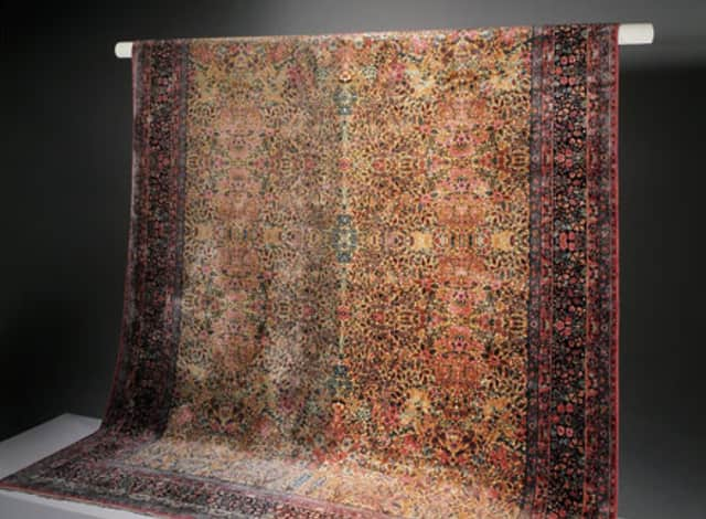 Karastan Wonder Rug from the 1900s will be on display at Westchester House and Home.