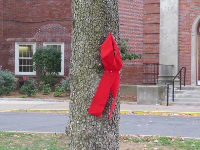Yorktown is celebrating Red Ribbon Week through Monday, Oct. 27.