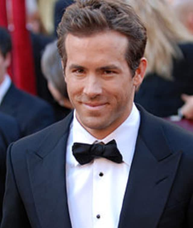 Ryan Reynolds turns 38 on Thursday.