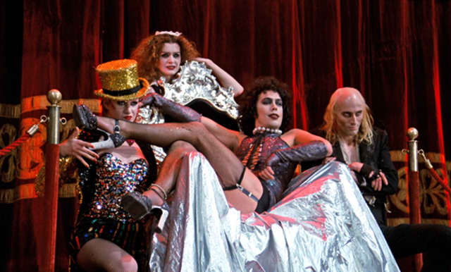 """The Rocky Horror Picture Show"" will be shown at Palace Danbury on Saturday, Oct. 25."