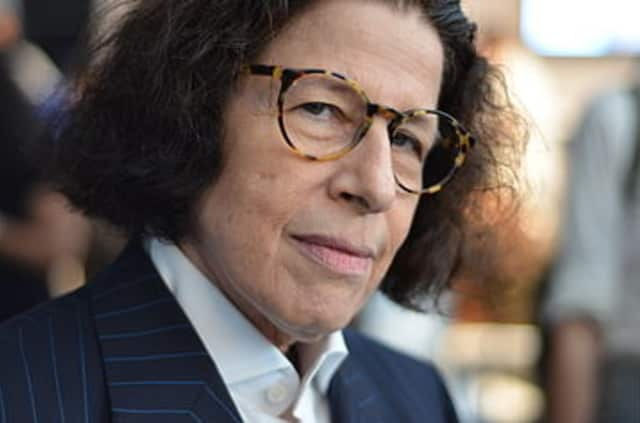 "Frances Ann ""Fran"" Lebowitz turns 64 on Monday."