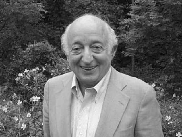 Roger Kahn turns 87 on Friday.