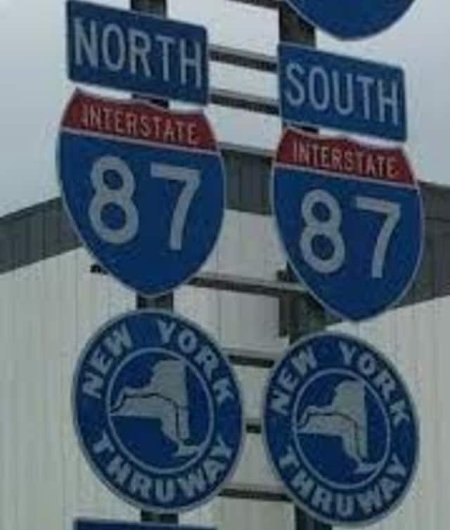 Exit 9 on the New York State Thruway will be closed on the night of Oct. 24 due to construction.
