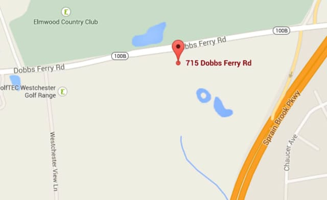 The property is at 715 Dobbs Ferry Road in White Plains