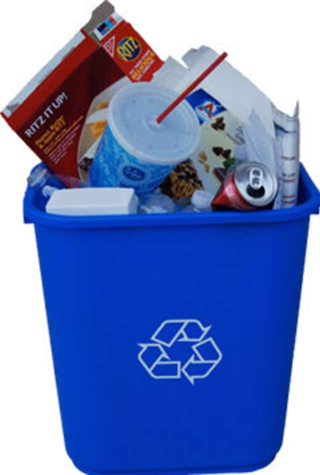 Single-stream recycling has been adopted by North Salem.