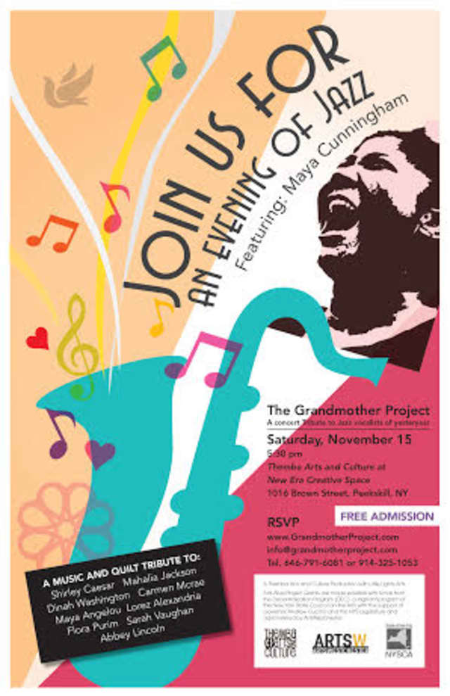 The Grandmother Project makes its Westchester debut in Peekskill on Saturday, Nov. 15.